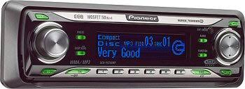 Image result for pioneer car radio changes colour