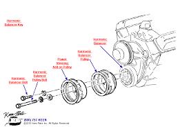 1968 corvette harmonic balancer parts parts & accessories for 1977 Corvette Engine Diagram harmonic balancer diagram for a 1968 corvette 1977 corvette engine diagram