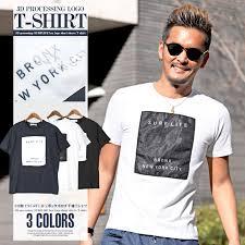 Tシャツ メンズ 半袖 Surf サーフ ボックスロゴ Newyork Nyc