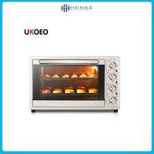 Lò nướng kiêm nồi chiên không dầu Ukoeo T35 - Nồi đa năng có thể nướng và