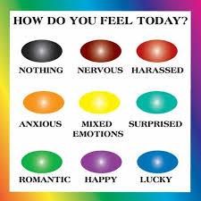 Mood Necklace Colors Effy Moom