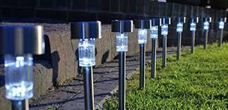 solar garden lights battery lights