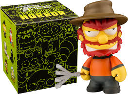 Kidrobot X The Simpsons Zombie Treehouse Of Horror  HYPEBEASTSimpsons Treehouse Of Horror Kidrobot