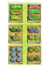 bountiful buffet vegetable raised garden plan