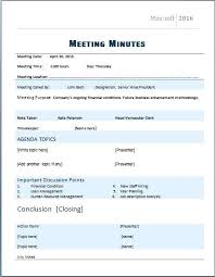 Minutes Template Microsoft Word Meeting Minutes Template Microsoft Word 2007 To Wordsmithservices Co