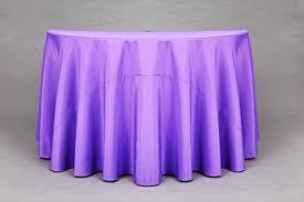 table size description linen overlay ½ round table 48 diameter 108 round