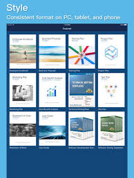 Apple Itunes Iwork Pages And Numbers Templates