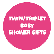 baby shower gifts for twins and triplets png