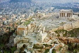Реферат Архитектура Афинский Акрополь На Акрополе обычно строили храмы в честь божеств покровителей данного города Наиболее знаменит Акрополь в Афинах