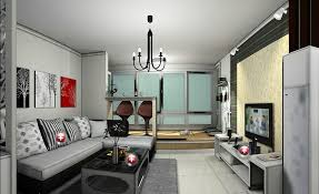 lighting for small spaces. Chandelier For Lighting Hanging Pendant Decoration Small Living Room Bar Black White Themes Spaces R