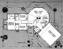 EarthSheltered Passive Home PlanEarth Shelter Underground Floor Plans