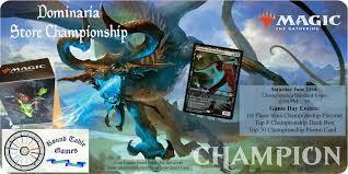 magic dominaria championship at round table