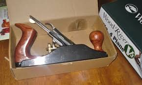 woodriver planes. inside that bubble wrap is a very oily, heavy, number 4 hand plane. woodriver planes