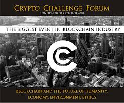 Design Thought Leaders Crypto Challenge Forum Connects Global Thought Leaders