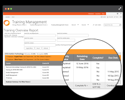 Employee Training Tracking Software Free Training Connect Training Records Management Software