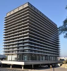 modern office buildings. City Hall East Los Angeles, CA Modern Office Buildings
