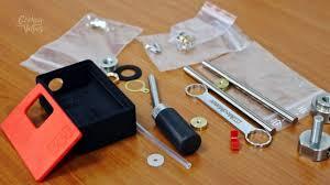 diy squonk mod part 2 modmaker parts