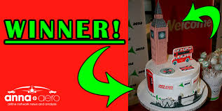 Gran Canaria Wins The Public Vote For The Best Cake Of The Week Of