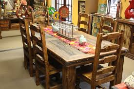 image rustic mexican furniture. Western Decor | Rustic Tables Southwestern Furniture Agave Ranch Image Mexican