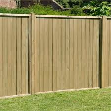 forest vertical tongue groove fence