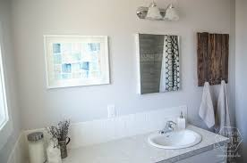 Bathroom Remodel Blog Mesmerizing Remodelaholic DIY Bathroom Remodel On A Budget And Thoughts On