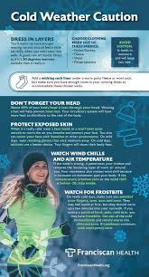 Dont Freeze Cold Weather Exercise Tips Franciscan Health