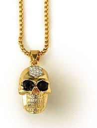 images gallery generic europe and the new 18k gold plating diamond skull pendant