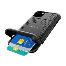 Scooch Wingmate Hidden Wallet Case for iPhone 11 Pro Max