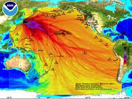 Fukushima Radioactive Water Leak Chart