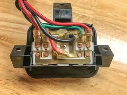 diy na power window switch relays mx 5 miata forum the problem is that the switch is part of the same circuit as the window motor all the current driving the window motor is sent through the switch which