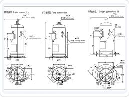 inverter compressor wiring diagram inverter image dimension inverter wiring diagram dimension auto wiring diagram on inverter compressor wiring diagram