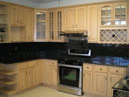 Black Kitchen Backsplash 3d Surface Black Kitchen Backsplash Elegant Kitchen Using Black