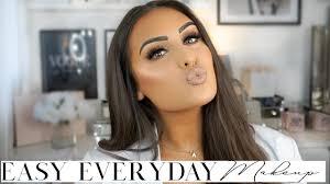 easy everyday makeup tutorial 2019
