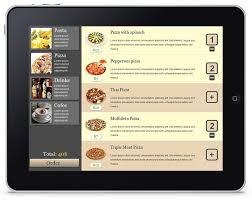restaurant menu design app restaurant menu app built with dhtmlx touch app menu