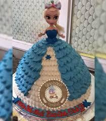 Bánh kem sinh nhật công chúa elsa trong 2021 | Sinh nhật, Elsa, Công chúa