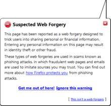 Phishing Wikipedia
