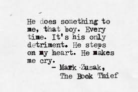 Image result for the book thief quotes with pictures