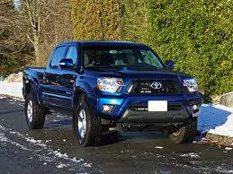 2015 Toyota Tacoma 4x4 Double Cab V6 TRD Sport Road Test Review ...