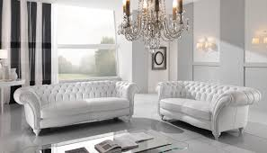 White Leather Living Room Furniture Image Of Modern Chesterfield Sofa Sofas Pinterest Armchairs