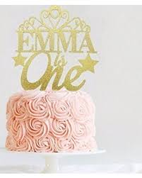 Remarkable Deal On Princess Cake Topper Personalized Tiara Cake