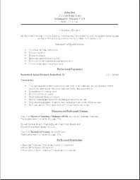 Veterinary Assistant Resume Examples Cool Resume For Vet Tech Vet Tech Resume Examples Veterinary Assistant