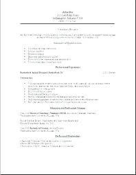 Veterinary Resume Delectable Resume For Vet Tech Zoo Veterinarian Resume Vet Tech Job Description