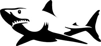 hammerhead shark clipart black and white. Beautiful Hammerhead Pics For U003e Great White Shark Clipart Black And To Hammerhead H