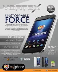 myphone myphone vortex price php 12 388 specs installment payment details
