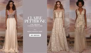 multi colored wedding dresses. claire pettibone vagabond collection 2018 wedding dresses bridal multi colored