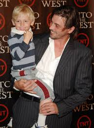 Skeet Ulrich Family Pictures