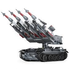 <b>Конструктор XingBao Ракетная установка</b> SA-3 GOA (1753 ...