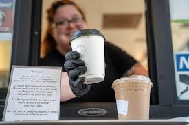 Dunkin' donuts customers are fond of discounts and the trademark flavors of donuts and pastries. How To Get Charlotte Coffee During Covid 19 Pandemic Charlotte Observer