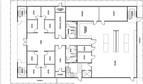 office large size floor plan architectural drawing design plans designing a home office architecture drawing floor plans