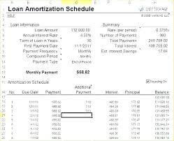 Simple Amortization Calculator Simple Interest Loan Calculator Excel Amortization Template